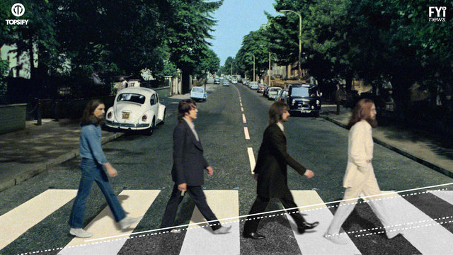 Artist covers. The Beatles